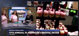 Flavors of CTX provides a variety of foods for folks to enjoy