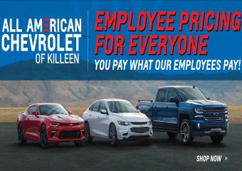 All American Employee Pricing